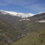 ApuJarras - Rio Poqueira - Aménagement hydroélectrique en fond de vallée et reboisement des hauts versants