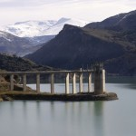 Lac de barrage de Canales (Vallée du Genil)