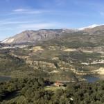 Vallée de Lecrin - Panorama